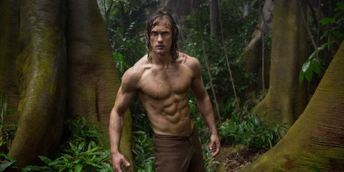 Movie Review:  The Legend of Tarzan (2016)
