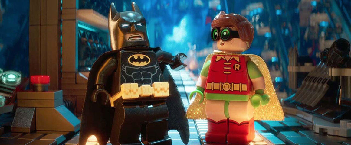 The LEGO Batman Movie (2017) by The Critical Movie Critics