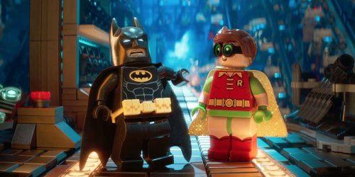 Movie Review:  The LEGO Batman Movie (2017)