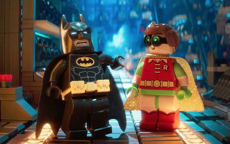 The LEGO Batman Movie (2017) by The Critical Movie Critics