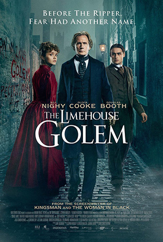 The Limehouse Golem (2016) by The Critical Movie Critics