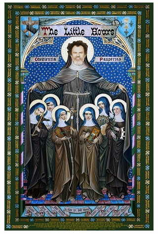 The Little Hours (2017) by The Critical Movie Critics