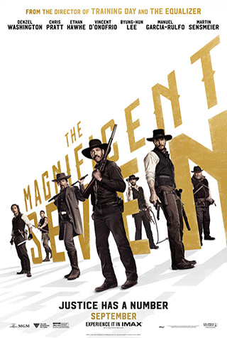 The Magnificent Seven (2016) by The Critical Movie Critics
