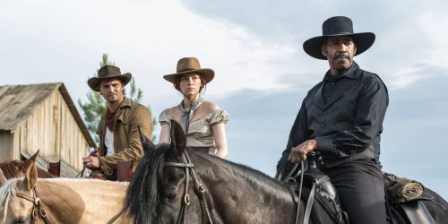 Movie Review:  The Magnificent Seven (2016)
