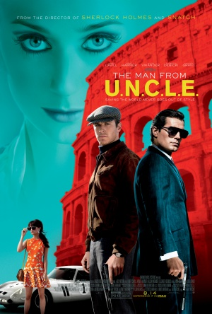The Man from U.N.C.L.E. (2015) by The Critical Movie Critics