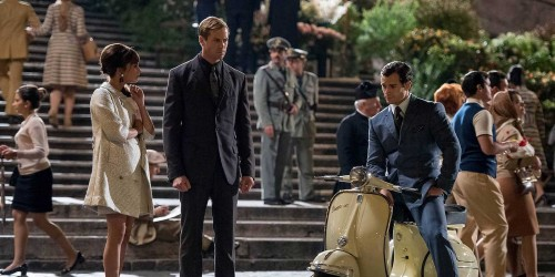 Movie Review:  The Man from U.N.C.L.E. (2015)