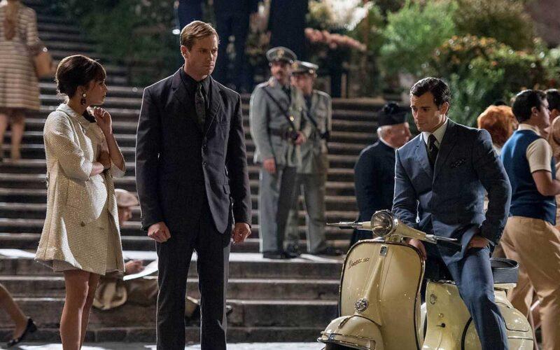The Man from U.N.C.L.E. (2015) by The Critical Movie Critics