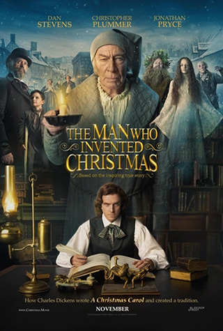 The Man Who Invented Christmas (2017) by The Critical Movie Critics