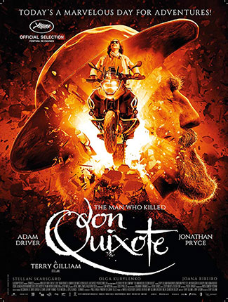 The Man Who Killed Don Quixote (2018) by The Critical Movie Critics