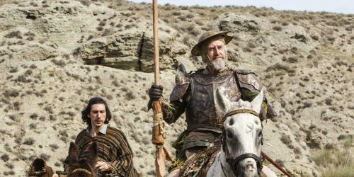 Movie Review: The Man Who Killed Don Quixote (2018)