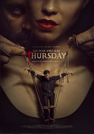 The Man Who Was Thursday (2016) by The Critical Movie Critics