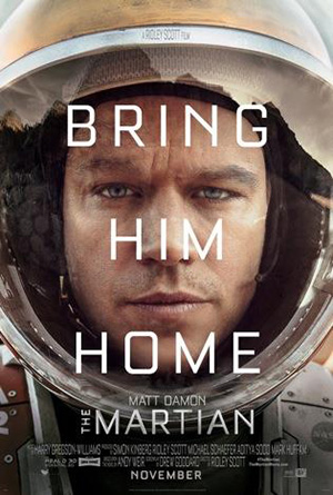 The Martian (2015) by The Critical Movie Critics