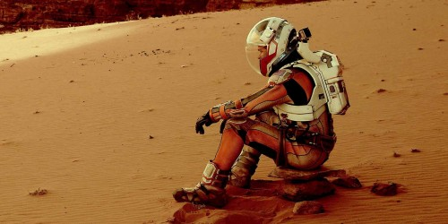 Movie Review:  The Martian (2015)