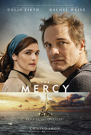 The Mercy (2018) by The Critical Movie Critics