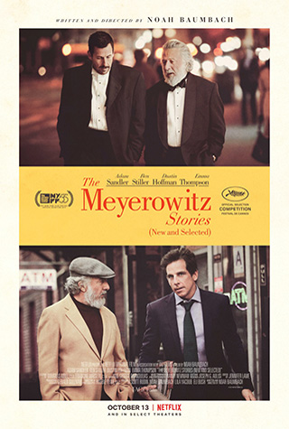 The Meyerowitz Stories (2017) by The Critical Movie Critics