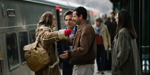 Movie Review:  The Meyerowitz Stories (New and Selected) (2017)