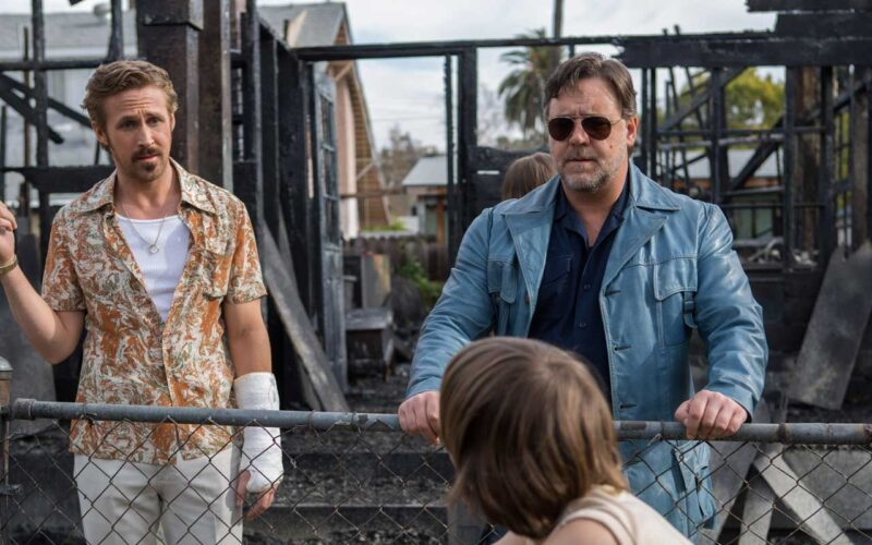The Nice Guys (2016) by The Critical Movie Critics