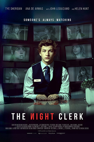 The Night Clerk (2020) by The Critical Movie Critics