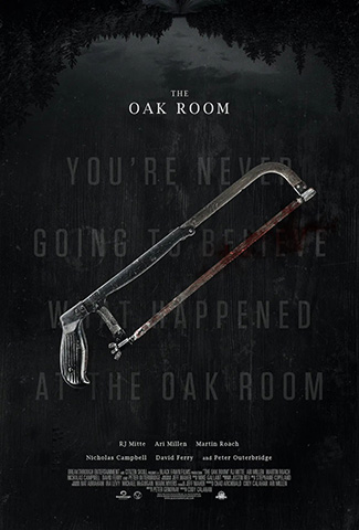 The Oak Room (2020) by The Critical Movie Critics