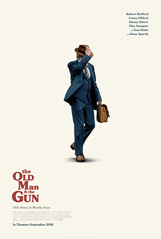 The Old Man & the Gun (2018) by The Critical Movie Critics