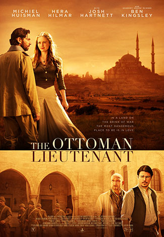 The Ottoman Lieutenant (2016) by The Critical Movie Critics