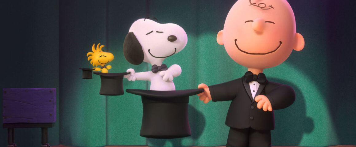 The Peanuts Movie (2015) by The Critical Movie Critics