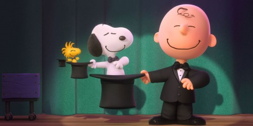 Movie Review:  The Peanuts Movie (2015)