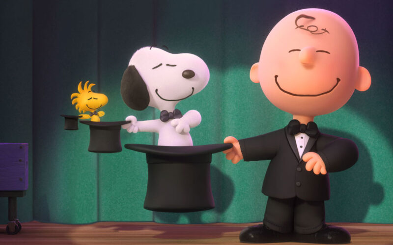 The Peanuts Movie (2015) by The Critical Movie Critics