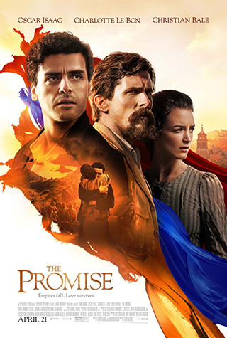 The Promise (2016) by The Critical Movie Critics