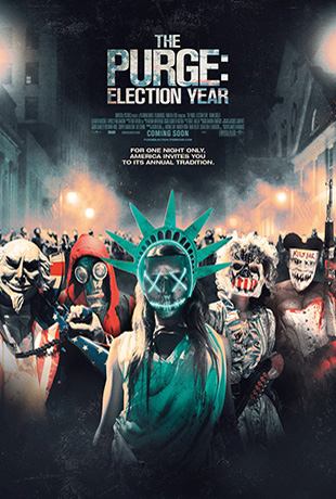 The Purge: Election Year (2016) by The Critical Movie Critics