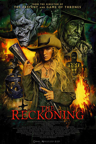 The Reckoning (2020) by The Critical Movie Critics