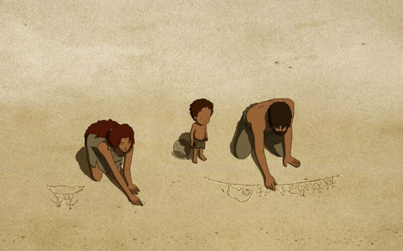 The Red Turtle (2016) by The Critical Movie Critics