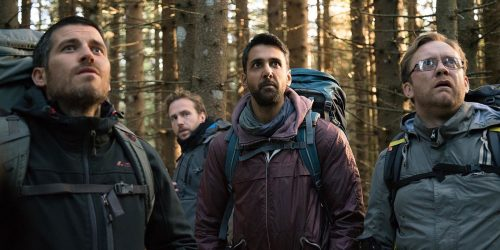 Movie Review:  The Ritual (2017)