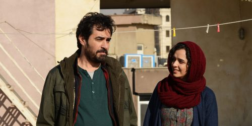 Movie Review:  The Salesman (2016)