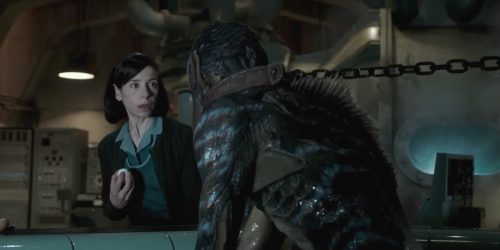 Movie Review: The Shape of Water (2017)