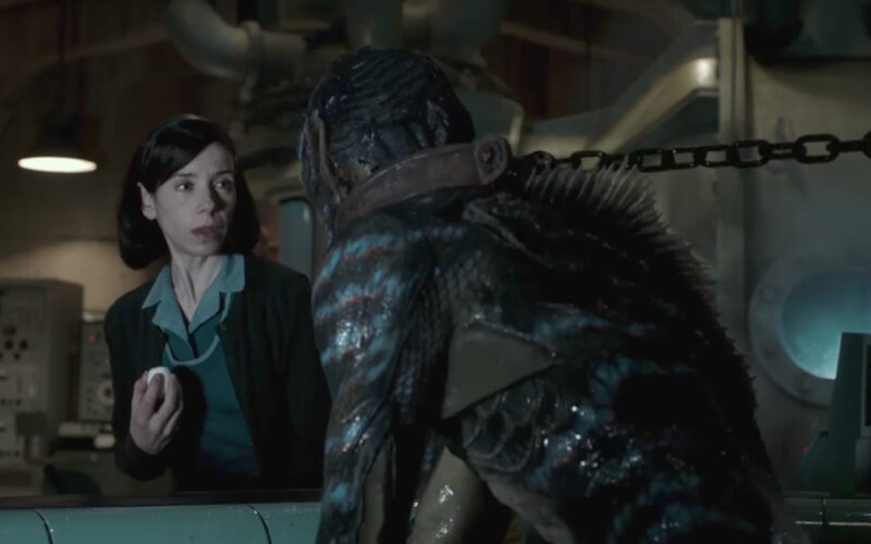 The Shape of Water (2017) by The Critical Movie Critics