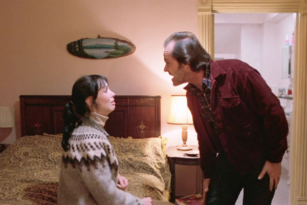 a critical analysis of the movie the shining by stanley kubric The theorizing about stanley kubrick's adaptation of stephen king's the   decades since, he has seldom let up in his criticism of kubrick's film,.