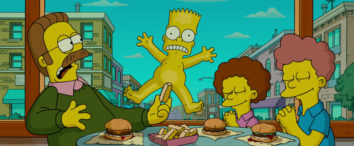 Movie Review The Simpsons Movie 2007 The Critical Movie Critics
