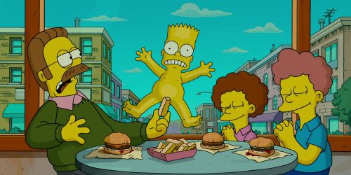 Movie Review:  The Simpsons Movie (2007)