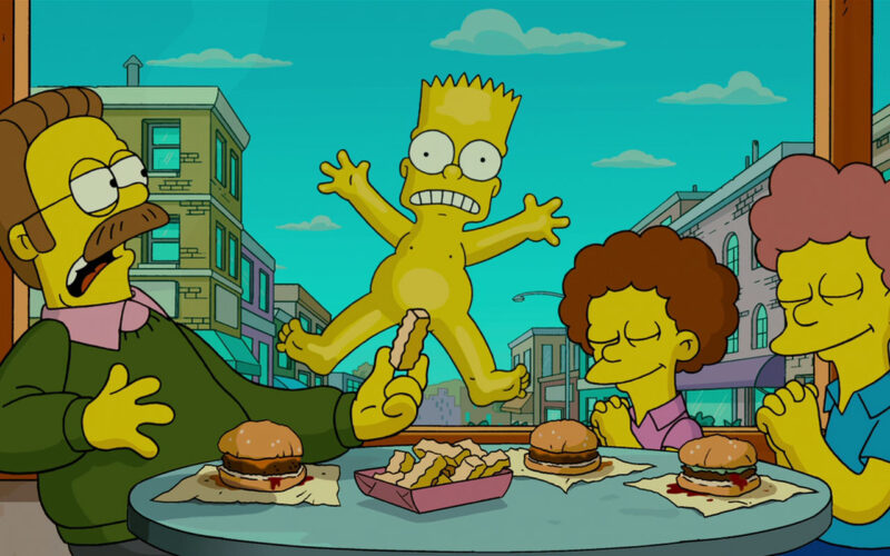 The Simpsons Movie (2007) by The Critical Movie Critics