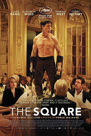 The Square (2017) by The Critical Movie Critics
