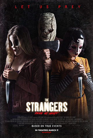 The Strangers: Prey at Night (2018) by The Critical Movie Critics