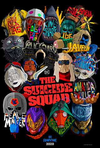 The Suicide Squad (2021) by The Critical Movie Critics