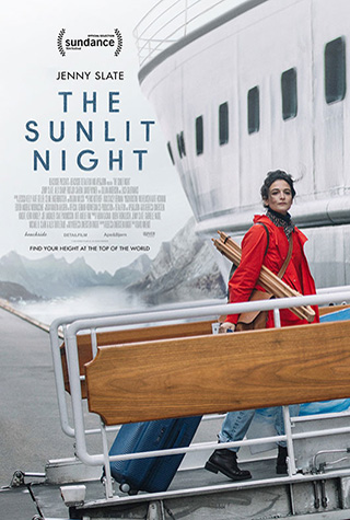 The Sunlit Night (2019) by The Critical Movie Critics