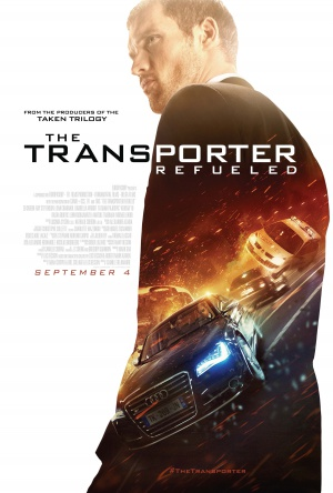 The Transporter Refueled (2015) by The Critical Movie Critics