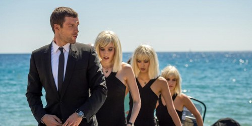 Movie Review:  The Transporter Refueled (2015)