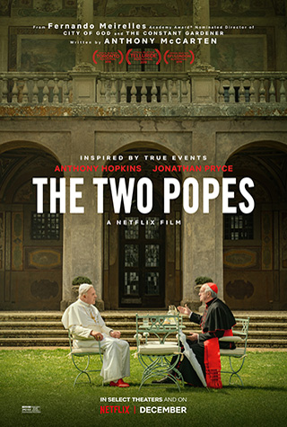 The Two Popes (2019) by The Critical Movie Critics