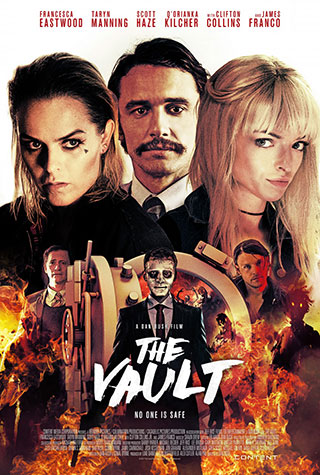 The Vault (2017) by The Critical Movie Critics
