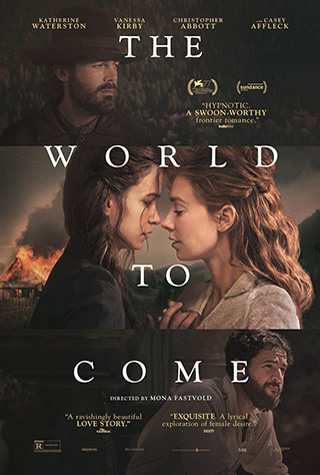 The World to Come (2020) by The Critical Movie Critics