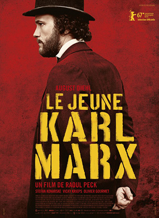 The Young Karl Marx (2017) by The Critical Movie Critics